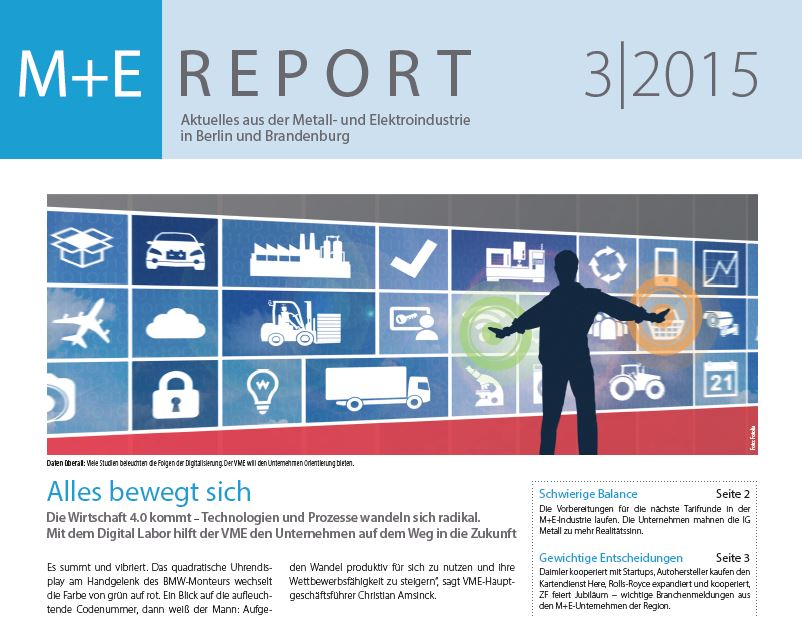 ME-Report Nr.3